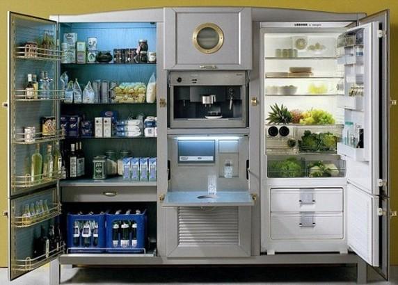 17 | Amazing Refrigerator Source: Www.architecturendesign.net