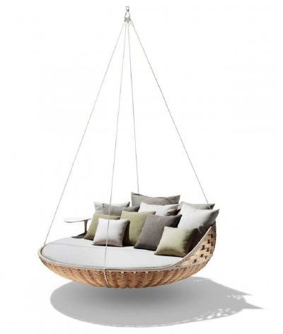 Foto: Swingrest by Daniel Pouzet for DEDON