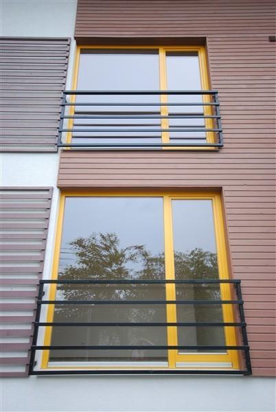 Daha İyi Olan Metal-Plastik Pencereler