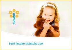 """70d217e3717 Suwem kuulutab välja konkursi """"Eesti ilusaim lastetuba 2011"""""""
