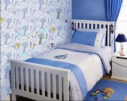 "Creative children's rooms - ""Colour It!"" wallpapers from Printstone"