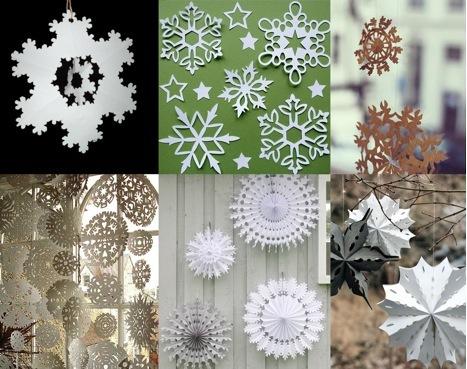 7c1c581a8ab Lihtsad ja juba algklassides läbiproovitud on paberist lõigatud lumehelbed,  mille tegemisõpetused on ka internetis üleval.