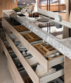 25 Brilliant Kitchen Storage Solutions