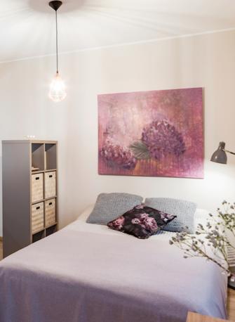 f88410dc3e8 Näpuotsaga värvi ja Skandinaavia stiili väikeses Tartu kesklinna korteris