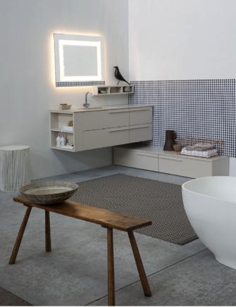 bc3bf4bb9bd Aegumatu ja luksuslik Itaalia vannitoamööbel Camel Mööblist