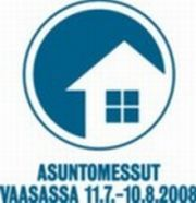 Vaasa Housing Fair 11.07. – 10.08.2008
