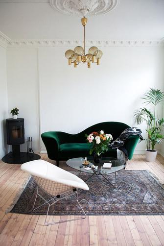 766e80da928 Hunnitu kodu Oslos, kus täiuslikus tasakaalus vintaaž ja modernne