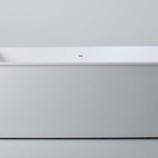 REGO- A bathtub with a form inspired by classics. Rego gives the bathroom a crisp Nordic appearance.   Source:  www.balteco.ee