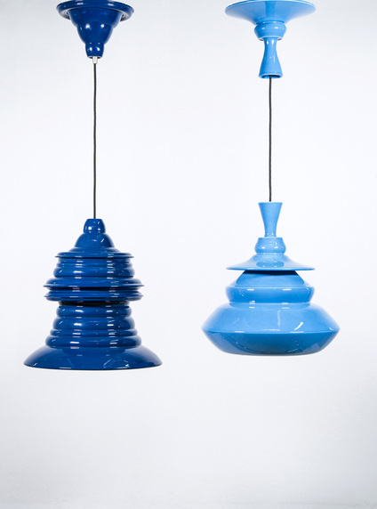 The Solid Spin Lamp collection - Johanna Tammsalu Allikas: www.disainioo.ee