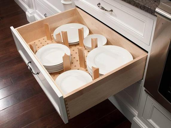 24 | Practical Dish Drawers Source: www.architecturendesign.net