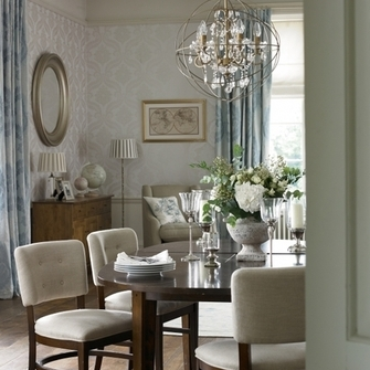 Laura ashley esinduskauplus tallinnas for Duck egg dining room ideas