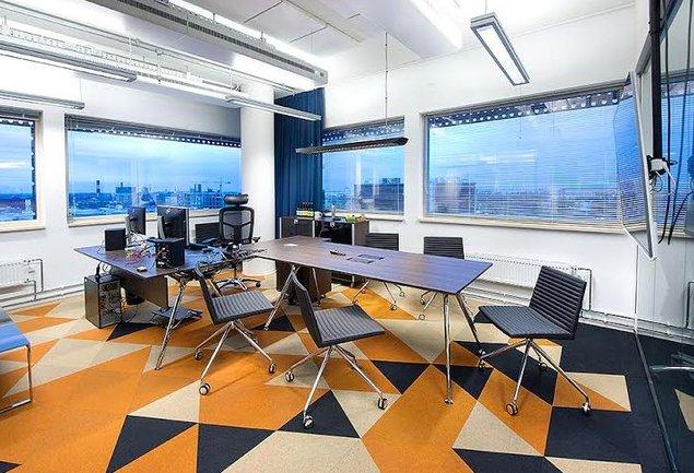 Jalousien Kontor office furniture sisustusweb ee