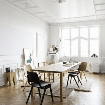 Источник: http://nordicdesign.ca/the-beautiful-home-of-ceramist-anne-black/