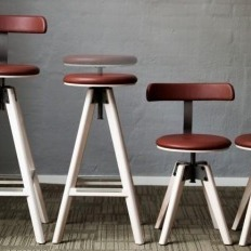 "SA Möbler ""A-Series""Источник: http://www.samobler.se/en/products/seating/a-series/stool/"