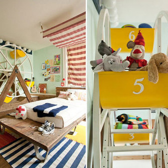 Источник: http://www.boredpanda.com/creative-kids-room-ideas/