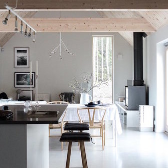 Источник: http://www.myscandinavianhome.com/2018/04/a-modern-house-on-swedens-west-coast.html