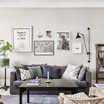 Alkuperä: http://myscandinavianhome.blogspot.com/2015/04/the-lovely-home-green-grey-home-of.html